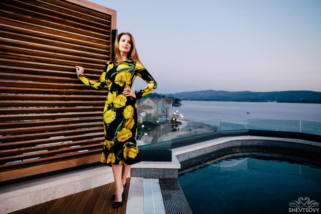 fashion photographer montenegro italy milano