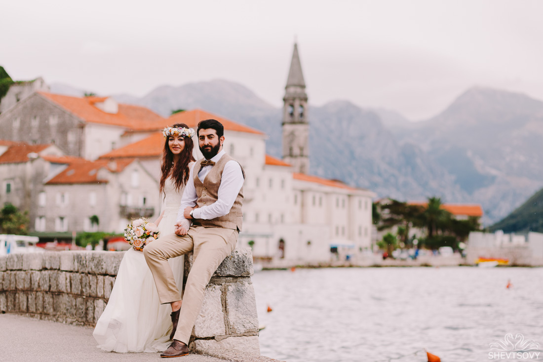 perast wedding photographer