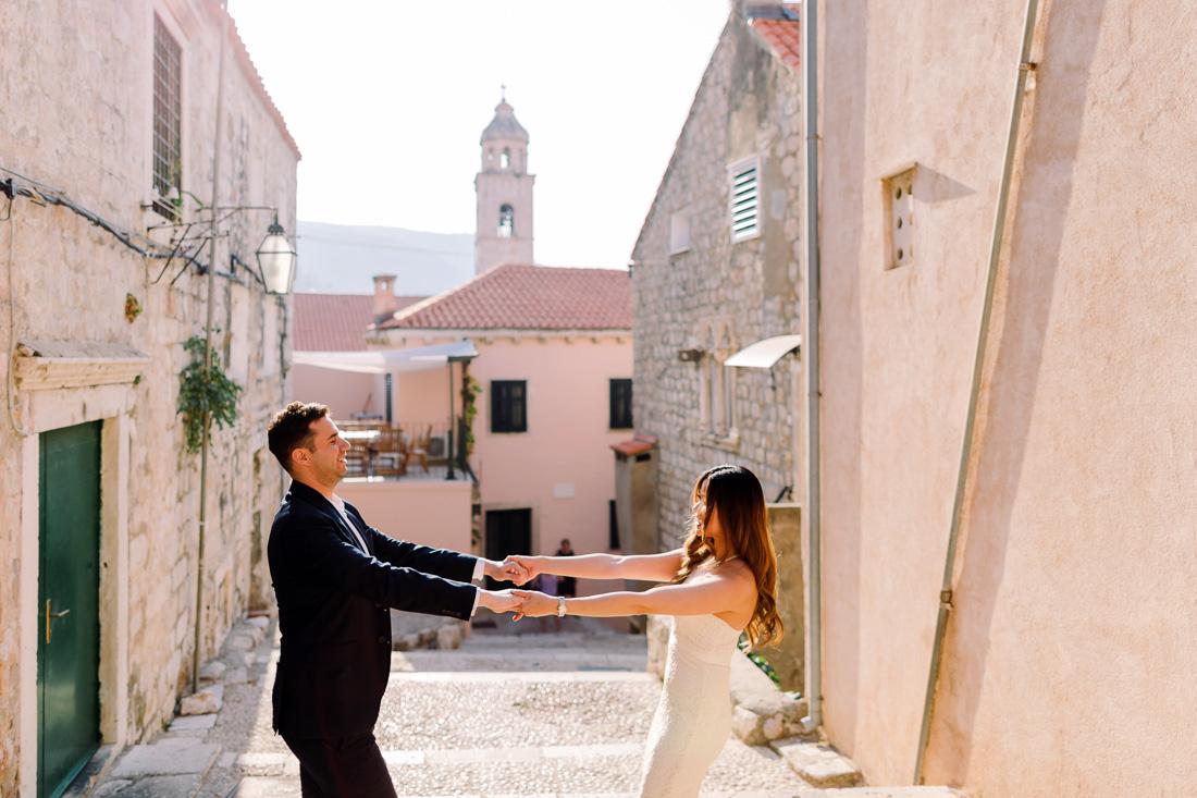 dubrovnik honeymoon