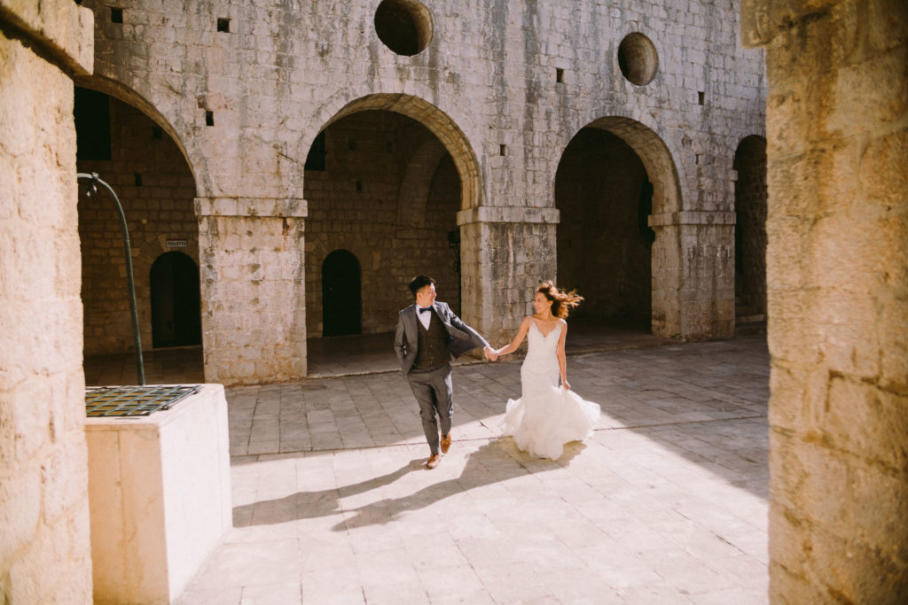 dubrovnik honeymoon story