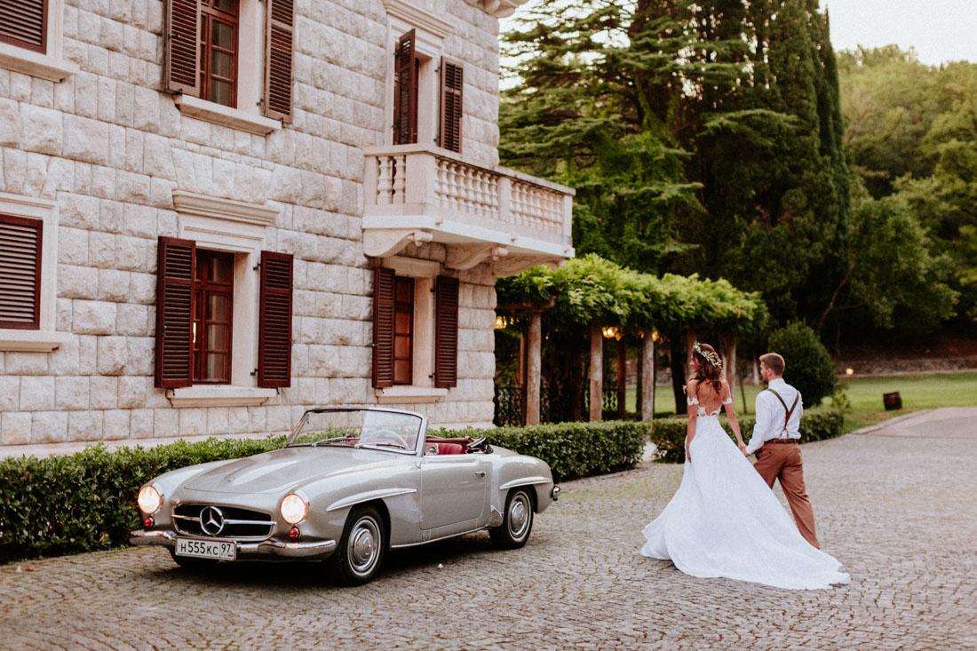 milocer wedding aman