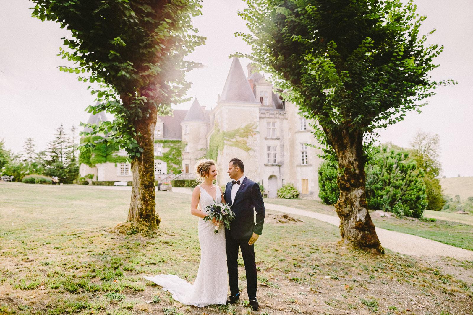bordeaux wedding chateau de la cote