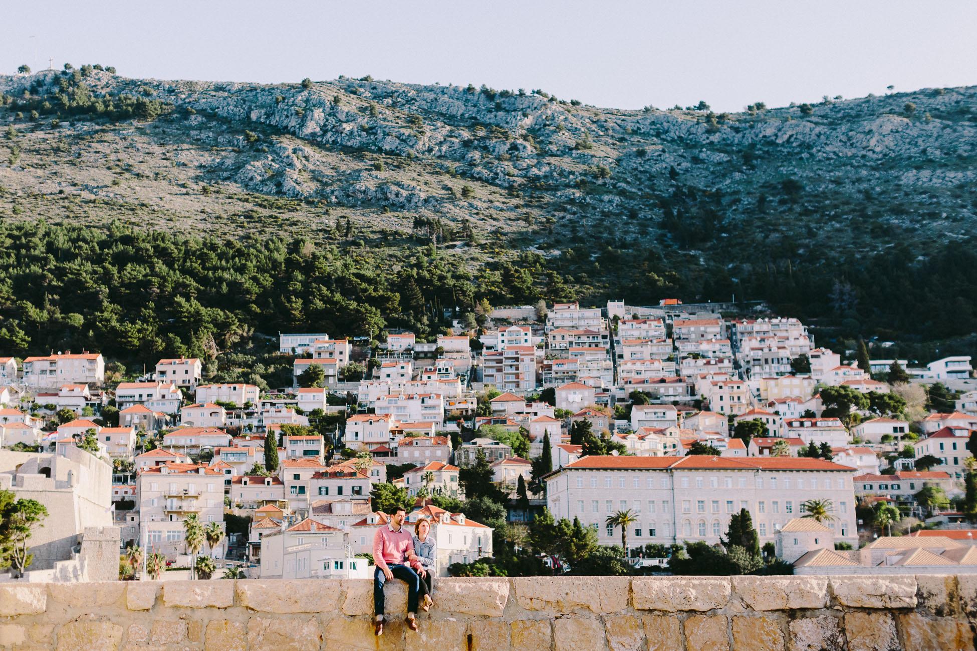 Dubrovnik Love story photographer