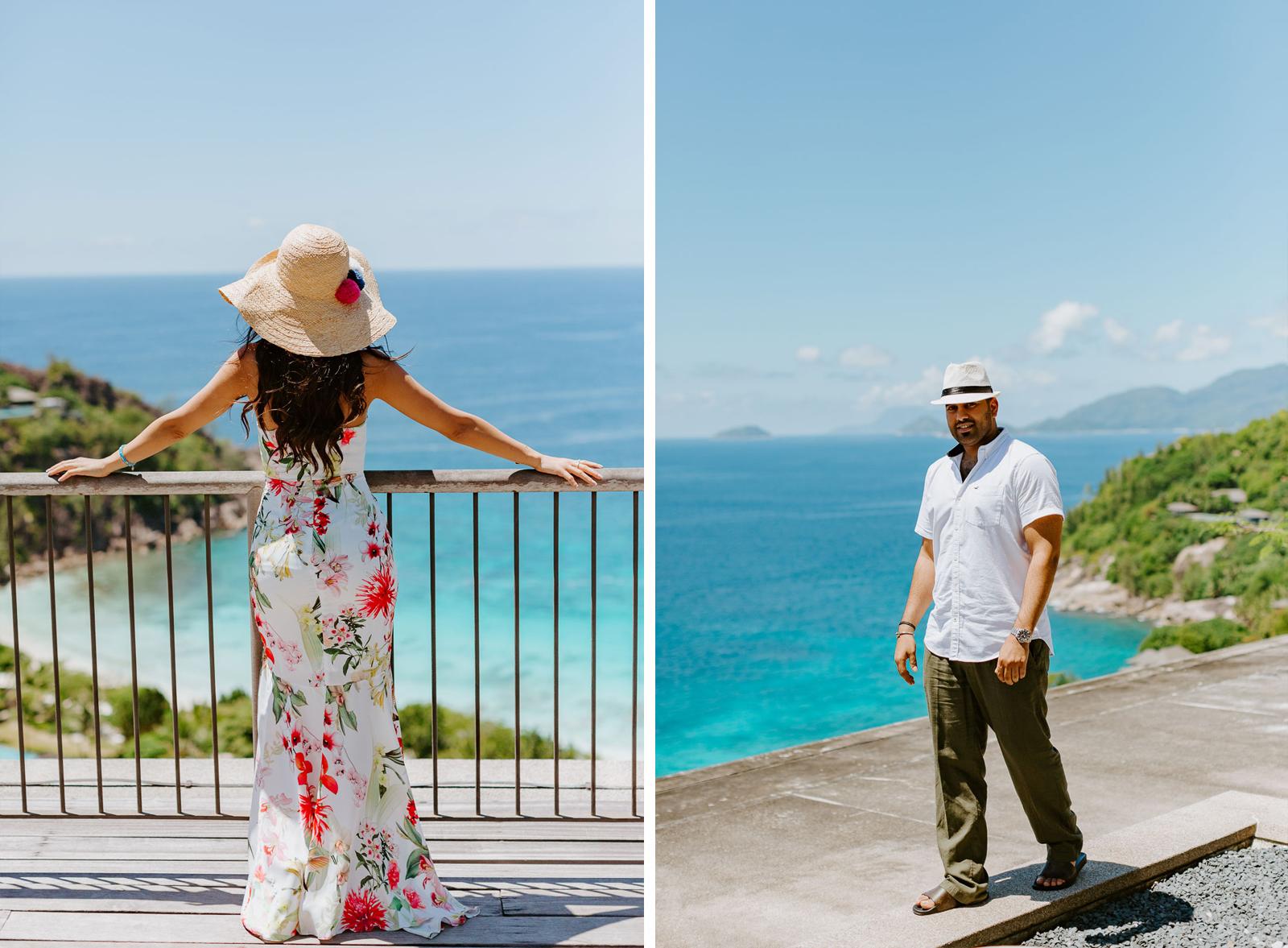 Seychelles love story Mahe