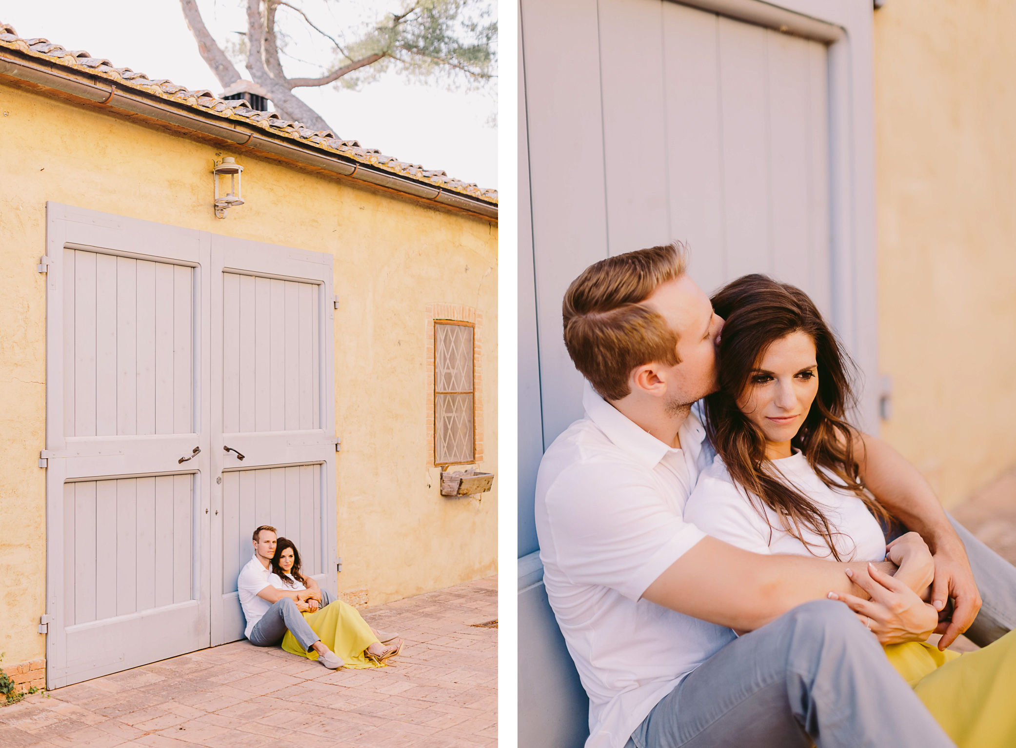 tuscany love story photoshoot