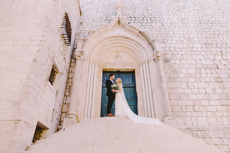 dubrovnik elopement photographer croatia